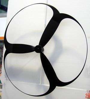 Windrad-Prototyp