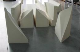 Versuchsmodellbau für Katamaran